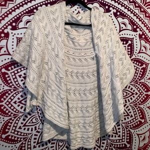 Cabi Dual Layer Cardigan